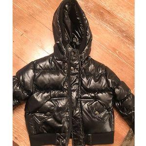 Black sparkle Appaman jacket